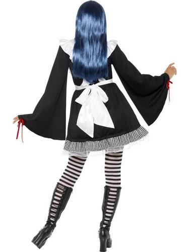 Gothic Alice Fancy Dress Costume Thumbnail 2