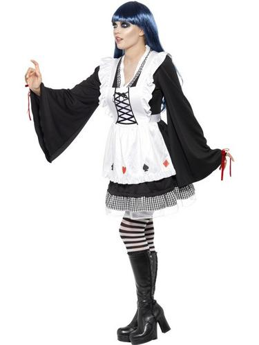 Gothic Alice Fancy Dress Costume Thumbnail 3