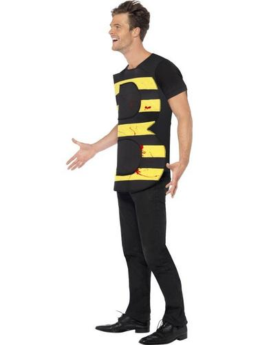 Killer B Fancy Dress Costume Thumbnail 3