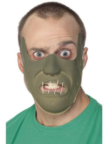 Cannibal Fancy Dress Mask Thumbnail 1