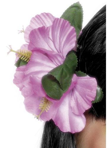 Hawaiian Flower Clip Pink Thumbnail 1