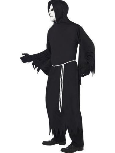 Grim Reaper Fancy Dress Costume Thumbnail 3