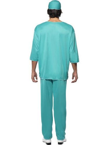 Surgeon Fancy Dress Costume Thumbnail 2