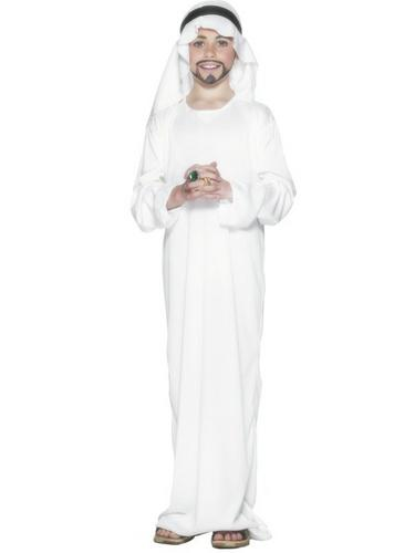 Boys Arab Fancy Dress Costume Thumbnail 2