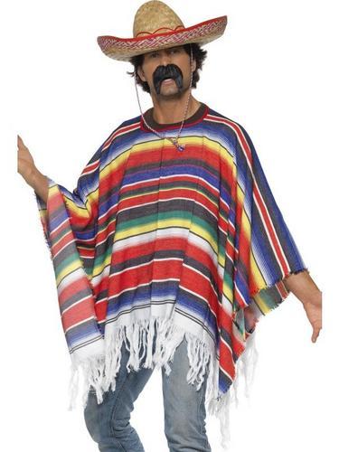 Rainbow Poncho Thumbnail 1