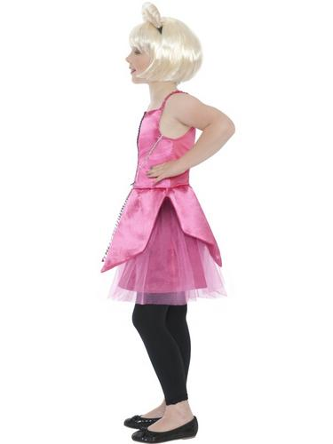 Mini Dance Diva Fancy Dress Costume Thumbnail 3