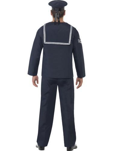 Naval Seaman Costume Thumbnail 2