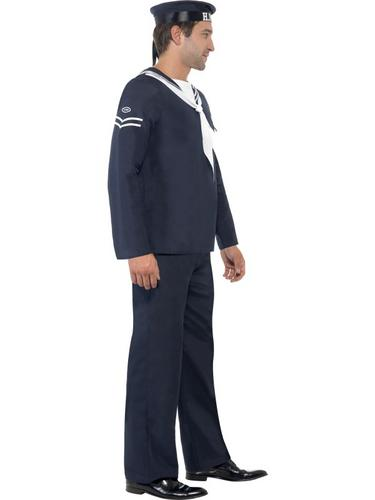 Naval Seaman Costume Thumbnail 3