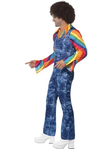 Gents Groovier Dancer Costume Thumbnail 3