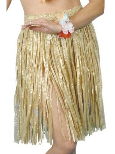 Hula Skirt Natural Thumbnail 1