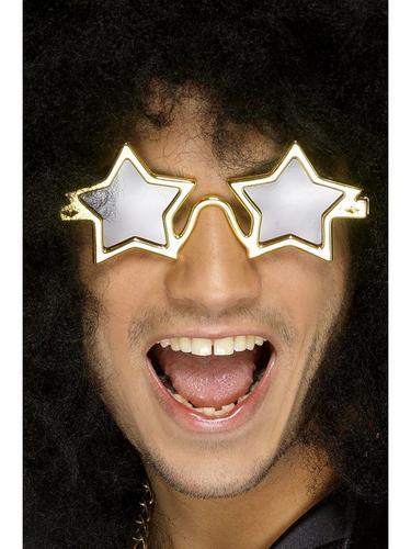 Superstar Shades Gold Thumbnail 1