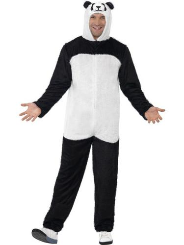 Panda Fancy Dress Costume Thumbnail 1