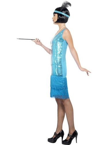 Flirty Flapper Costume Thumbnail 3