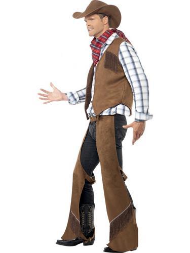 Fringe Cowboy Costume Thumbnail 2