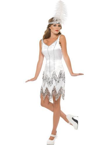 Flapper Dazzle Costume Thumbnail 2