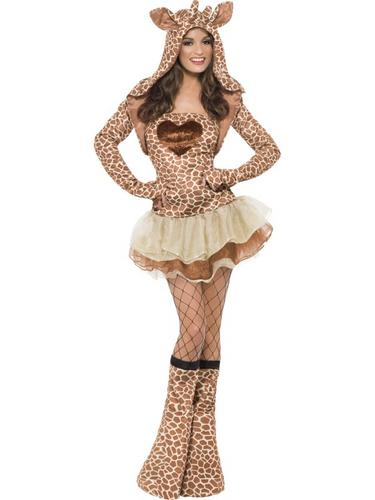 Fever Giraffe Costume Thumbnail 1