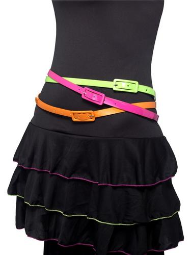 Neon Belts, Multipack of 3 Thumbnail 1
