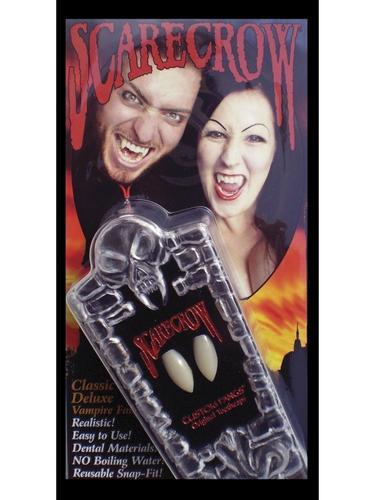 Classic Deluxe Vampire Fangs Thumbnail 2