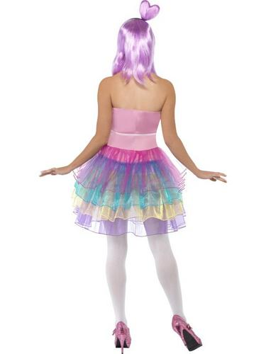 Candy Queen Fancy Dress Costume Thumbnail 2