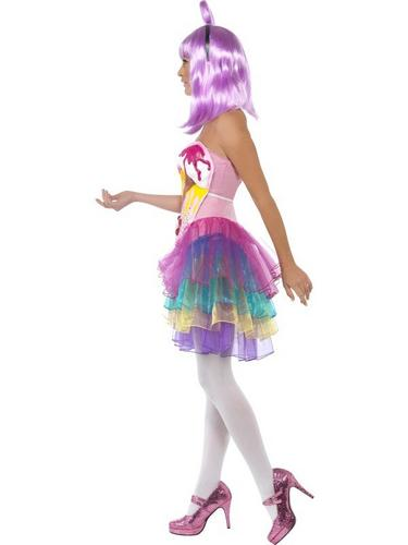 Candy Queen Fancy Dress Costume Thumbnail 3