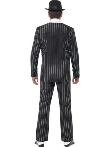Vintage Gangster Boss Costume Thumbnail 2