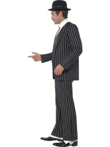 Vintage Gangster Boss Costume Thumbnail 3