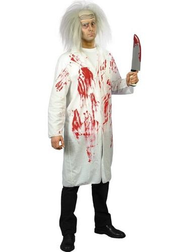 Bloody Doctors Coat Thumbnail 1