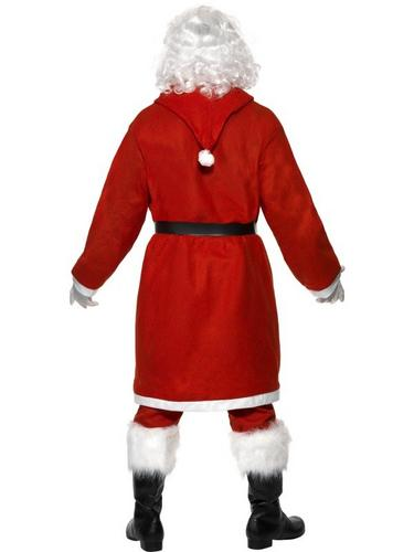 Father Christmas Gown Fancy Dress Costume Thumbnail 2