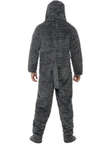 Fluffy Dog Fancy Dress Costume Thumbnail 2