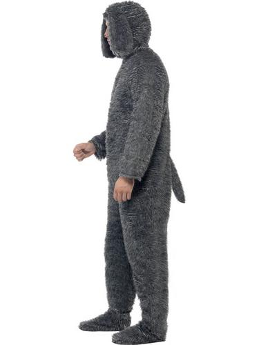 Fluffy Dog Fancy Dress Costume Thumbnail 3