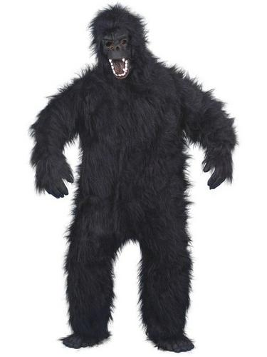 Gorilla Fancy Dress Costume Thumbnail 1