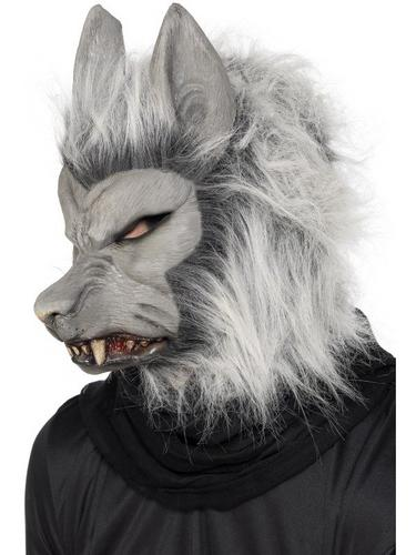 Werewolf Fancy Dress Mask Thumbnail 1