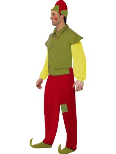 Elf Fancy Dress Costume Thumbnail 3