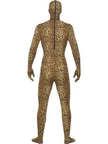 Second Skin Costume , Leopard Pattern Thumbnail 3