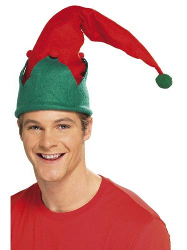 Elf Fancy Dress Hat Thumbnail 1