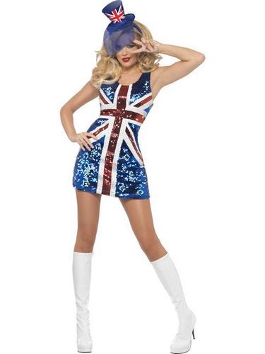 All that Glitters Rule Britannia Costume Thumbnail 3