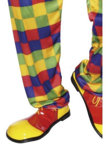 Deluxe Clown Shoes Thumbnail 1