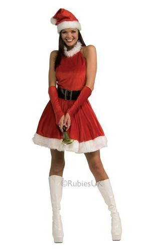 Santa Insirations Fancy Dress Costume Thumbnail 1