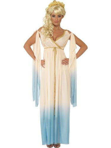 Greek Princess Fancy Dress Costume Thumbnail 1