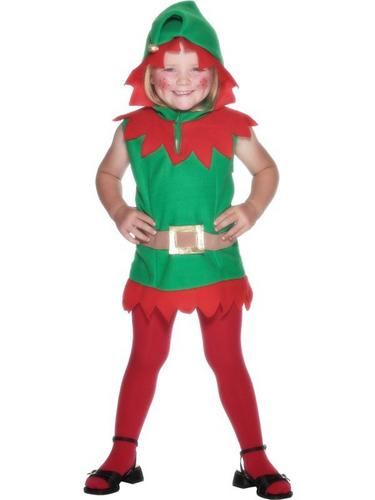 Elf Fancy Dress Costume TunicTunic Thumbnail 1