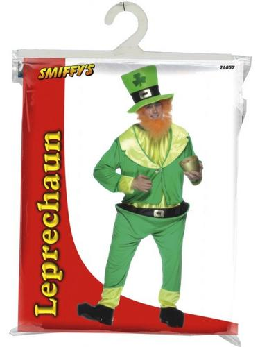 Leprechaun Fancy Dress Costume Thumbnail 2