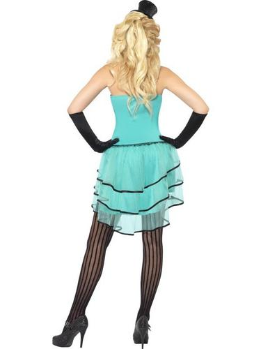 Burlesque Roxi Delite Fancy Dress Costume Thumbnail 3
