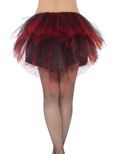 Burlesque Bustle Tutu Red Thumbnail 4