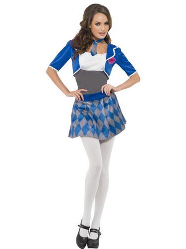 Fever Schoolgirl Costume Thumbnail 1