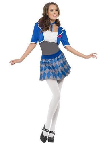 Fever Schoolgirl Costume Thumbnail 2