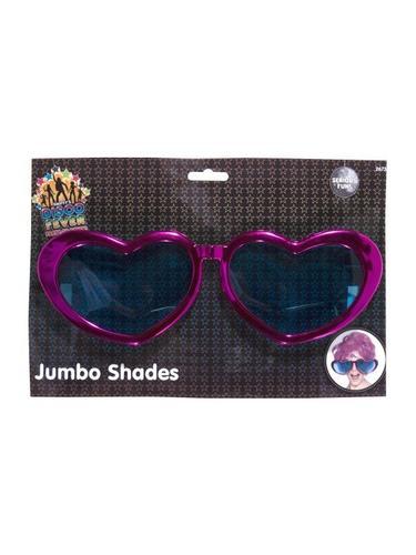 Jumbo Heart Shaped Specs Thumbnail 2