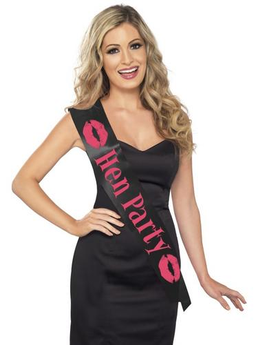 Hen Party Sash Thumbnail 1