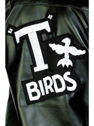 Boys TBird Jacket Fancy Dress Costume Thumbnail 2