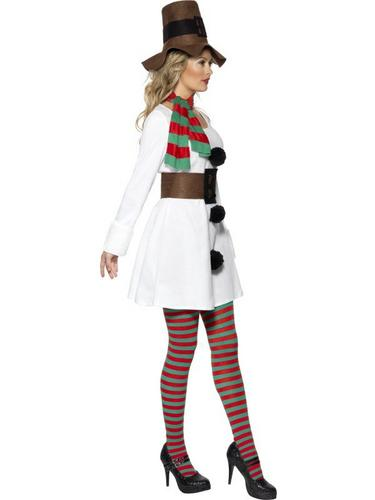 Miss Snowman Fancy Dress Costume Thumbnail 3