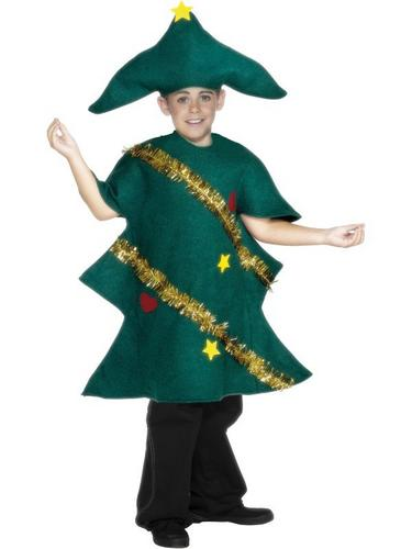 Christmas Tree Fancy Dress Costume Thumbnail 3